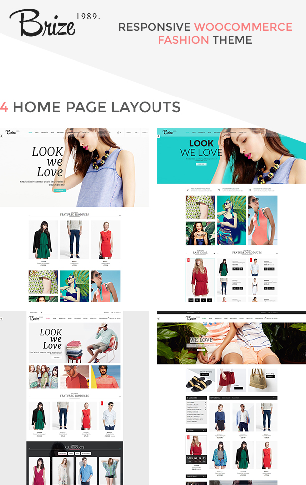 Download Brize – Responsive WooCommerce Fashion Theme nulled brize desc 01