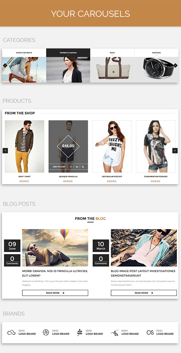 Maroko - Responsive WordPress Fashion Theme