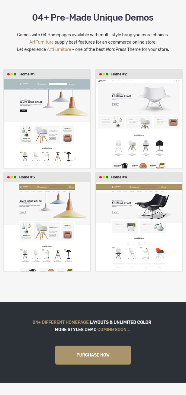 Artfurniture – Furniture Theme for WooCommerce WordPress (WooCommerce) des 02