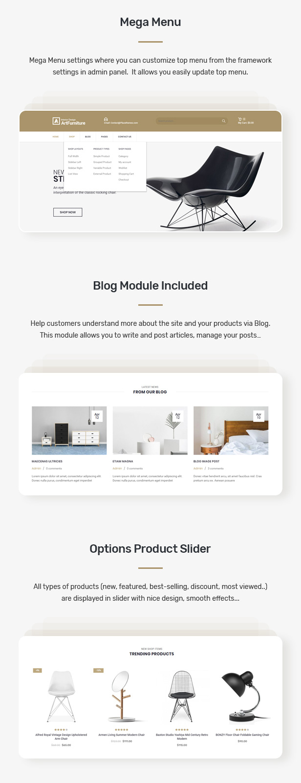 Artfurniture – Furniture Theme for WooCommerce WordPress (WooCommerce) des 05