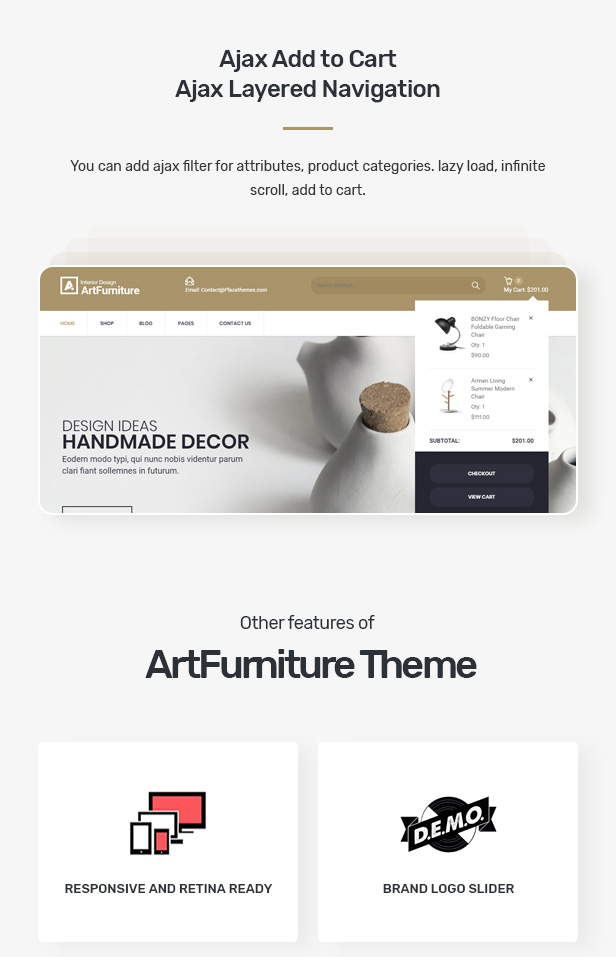 Artfurniture – Furniture Theme for WooCommerce WordPress (WooCommerce) des 07